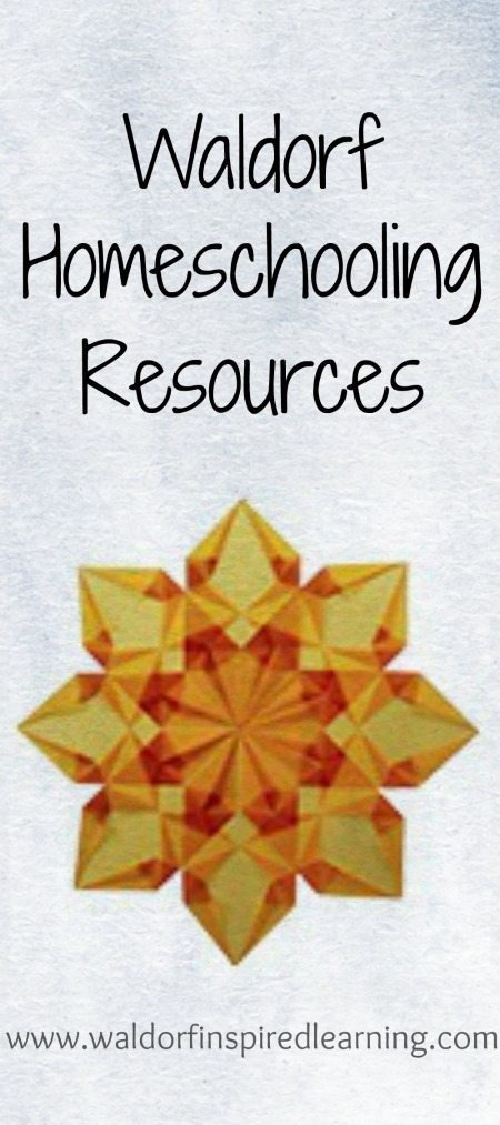 Resources for waldorf homeschooling waldorf inspired for Waldorf at home