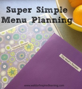 Choose weekly themes for your family dinners. This super simple process makes it easy to plan for healthy meals whether you're on a budget or eat gluten free or paleo. Even for beginners. Includes ideas for creating a recipe binder.