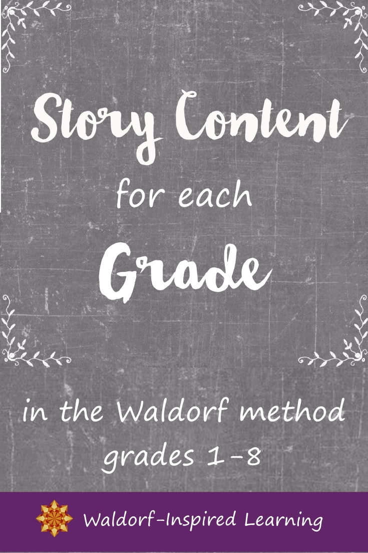 6 Waldorf Inspired Principles Every >> Waldorf Story Content For Each Grade Waldorf Inspired Learning
