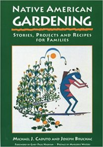 Native American Gardening book