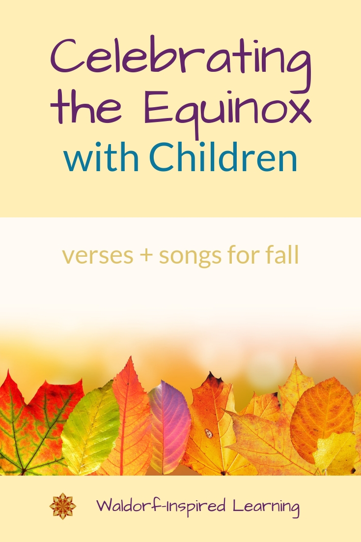 Celebrating the Equinox with Children