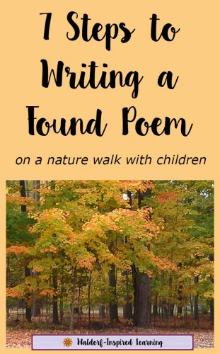 7 Steps to Writing a Found Poem