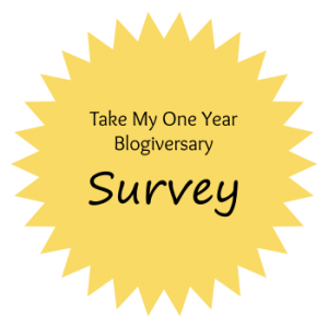 Take my survey!