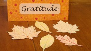 Gratitude & Homeschooling Thanksgiving Week