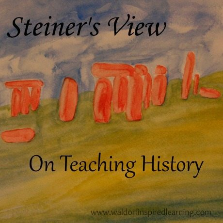 Steiner's View on Teaching History
