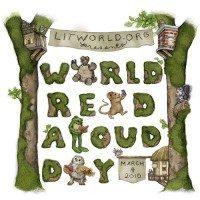 It's World Read Aloud Day