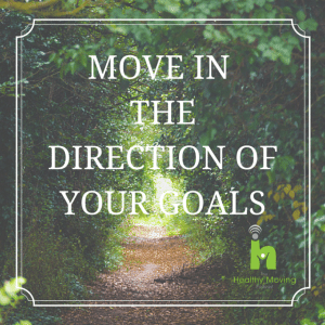 Move In The Direction Of