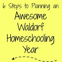 6 Steps to Planning an Awesome Homeschooling Year - Step Three