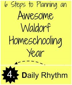 Step 4: Daily Rhythm
