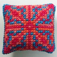 Cross-Stitch Pin Cushion