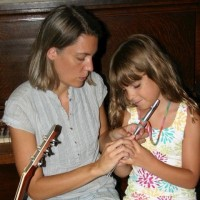 Learning to Play Penny Whistle or Recorder