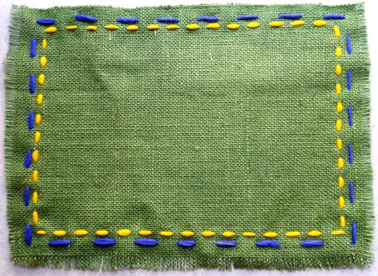 Stitching Projects for Multiple Ages ⋆ Waldorf-Inspired Learning