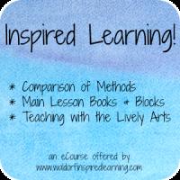 Inspired Learning! Online Workshop