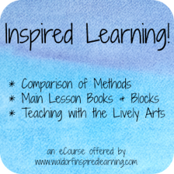 Inspired Learning! Online Workshop