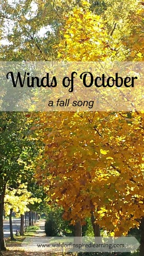 Winds of October song