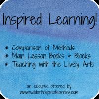 Inspired Learning! Oonline Workshop