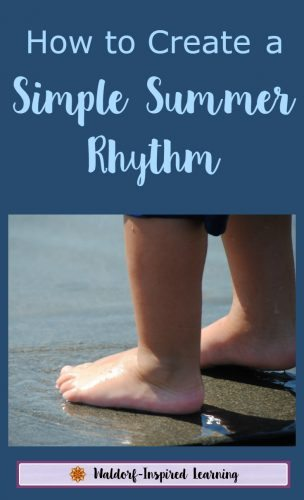 How to Create a Simple Summer Rhythm