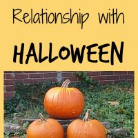 A Mother's Love-Hate Relationship with Halloween