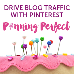 Pinning Perfect Course from Blog Clarity