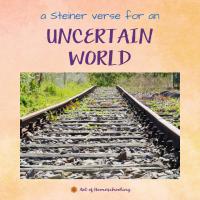A Steiner Verse for an Uncertain World