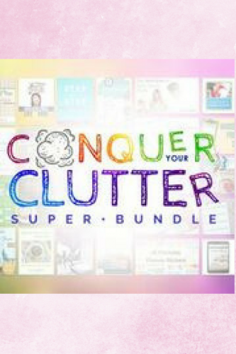 Conquer your clutter with these resources.
