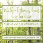Waldorf Homeschool Conference in Orlando