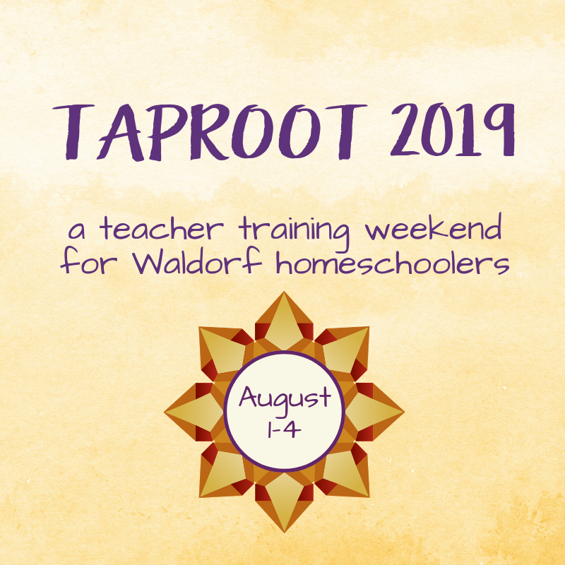 Taproot Teacher Training 2019
