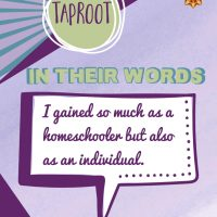 Taproot Teacher Training Reflections in their Words
