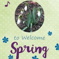 Verses and Songs to Welcome Spring