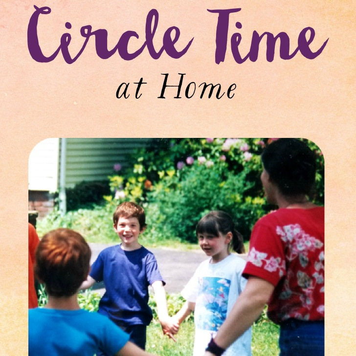How to do circle time at home waldorf inspired learning for Waldorf at home
