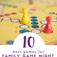 10 Best Games for Family Game Night - Gift Guides for Waldorf Families