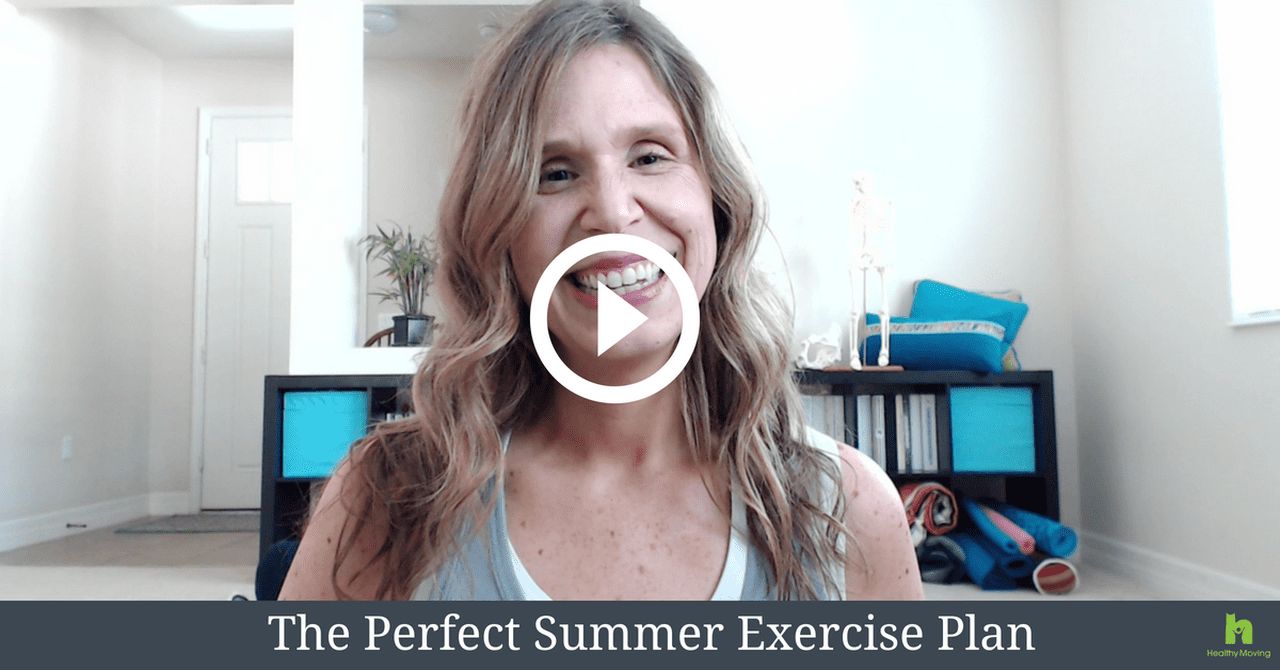 Perfect Summer Exercise Plan