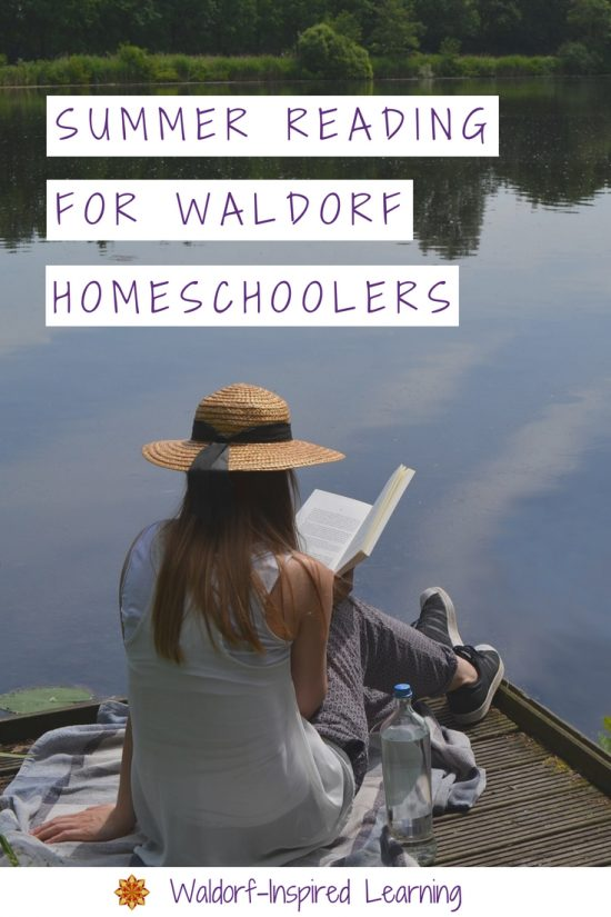 Summer Reading for Waldorf Homeschoolers