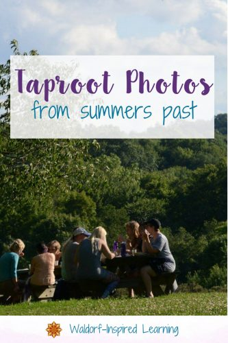 Taproot Photos from Summers Past