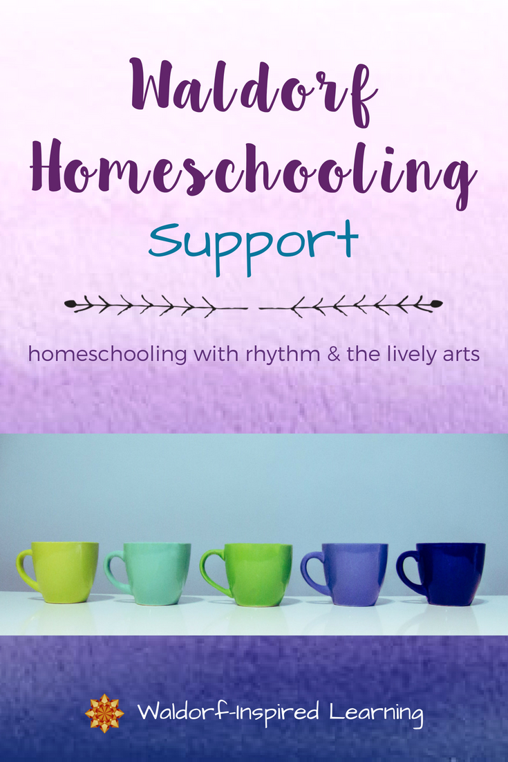Waldorf Homeschooling Support