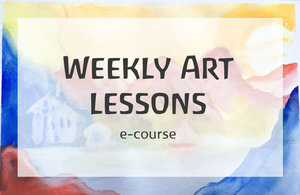 Weekly Art Lessons from Waldorfish