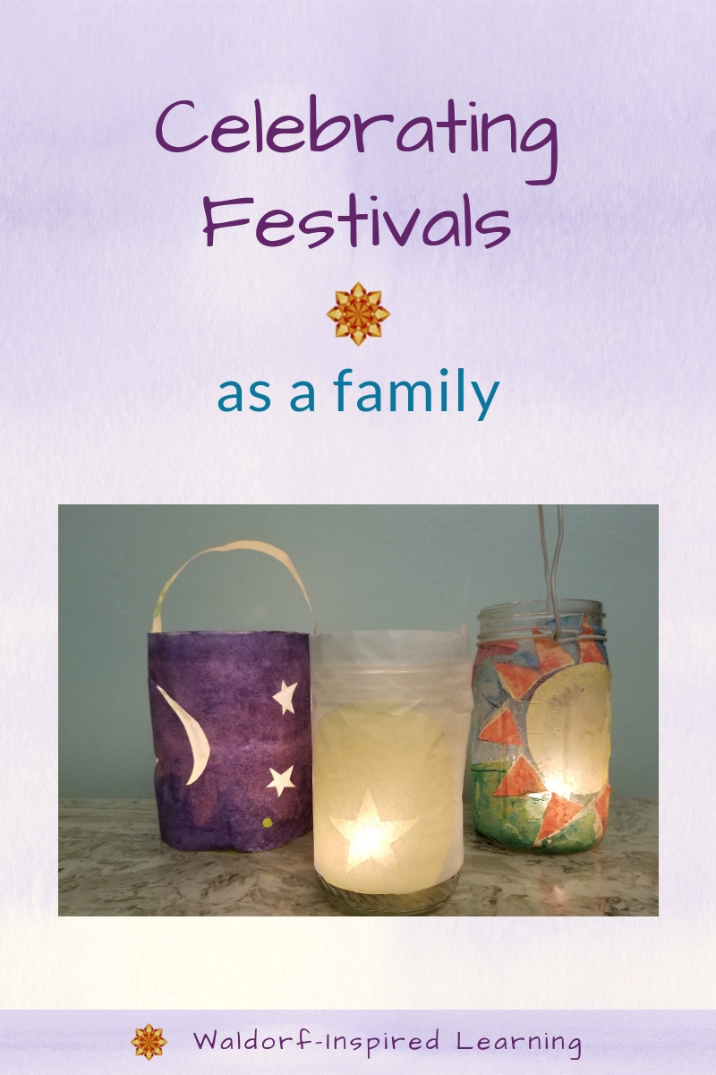 Celebrating Festivals as a Family