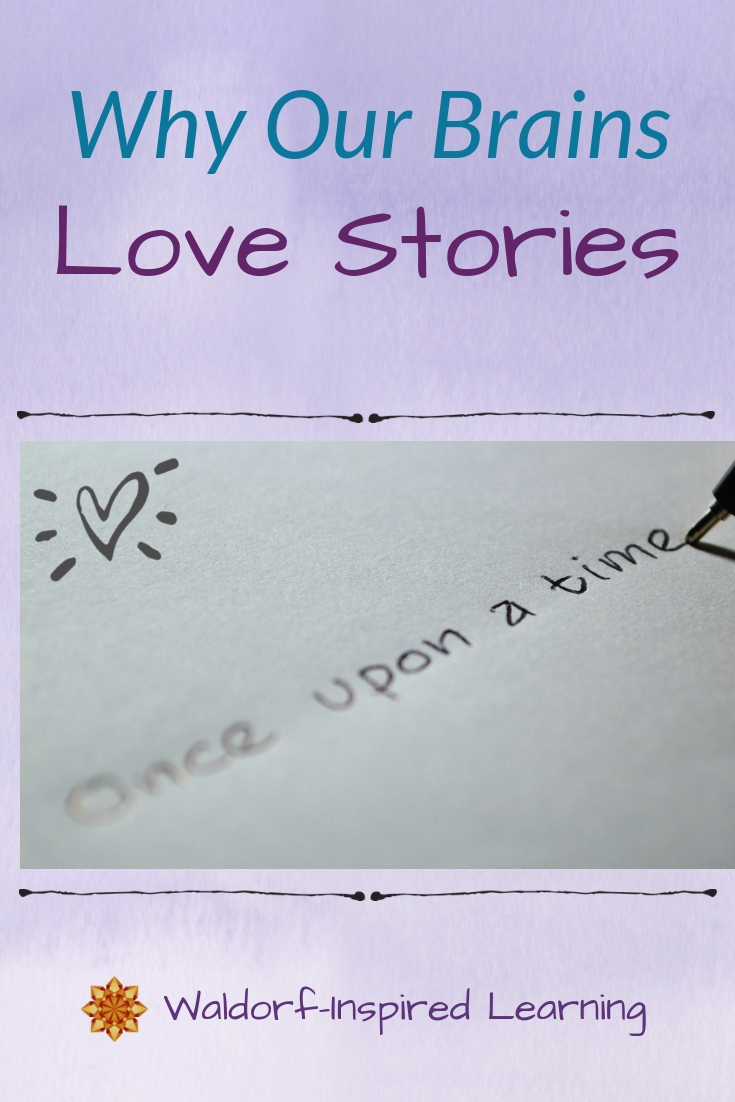 Why Our Brains Love Stories