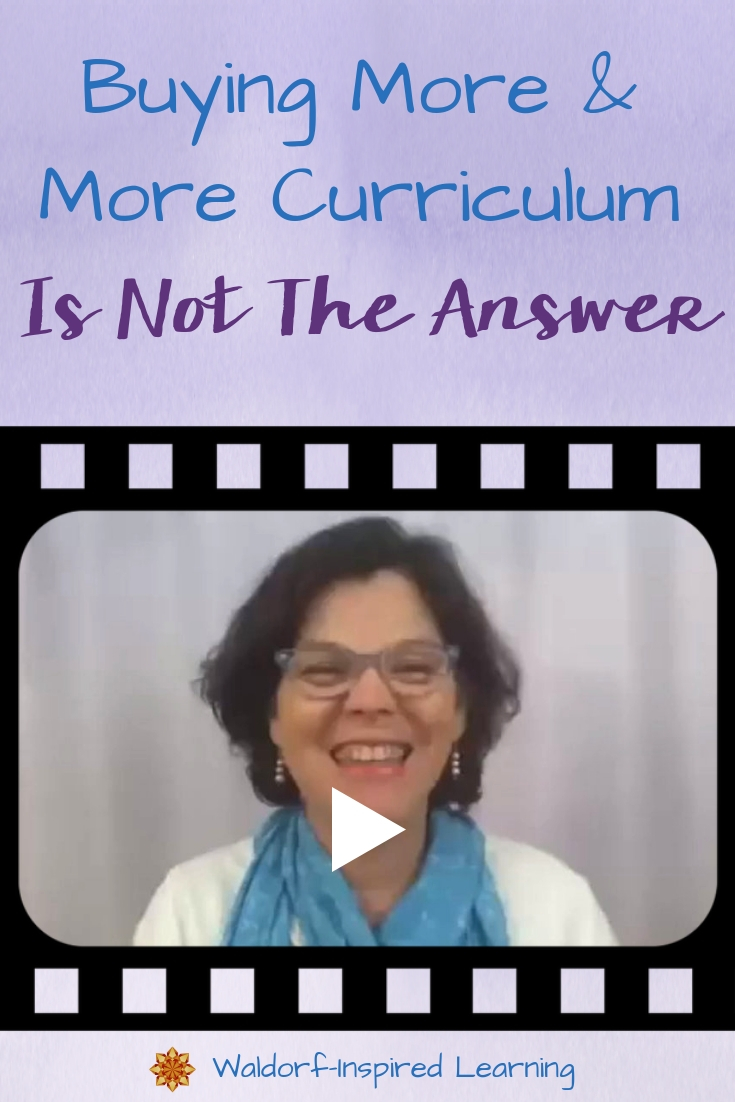 Buying More and More Curriculum is Not the Answer