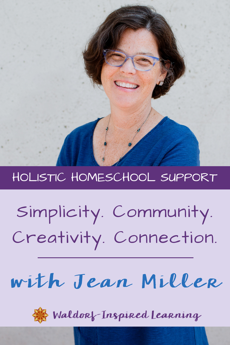 Holistic Homeschool Support