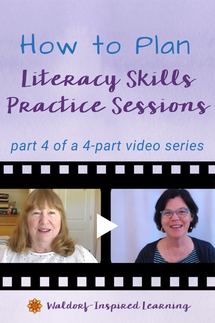 How to Plan Literacy Skills Practice Sessions