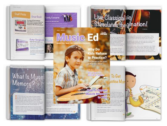 Music Ed Magazine