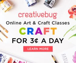 Creativebug Classes