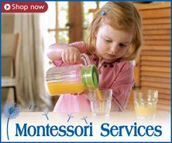 For Small Hands & Montessori Services