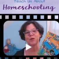 What Can the Little Engine Teach Us About Homeschooling?