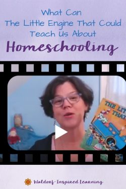 What Can The Little Engine That Could Teach Us About Homeschooling?