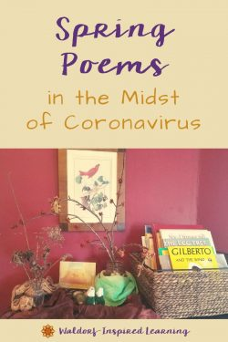 Poems for Spring and Hope