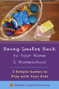 Sprinkle Some Similes on Your Day with Homeschooling Games
