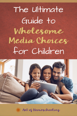 Ultimate Guide to Wholesome Media Choices for Children