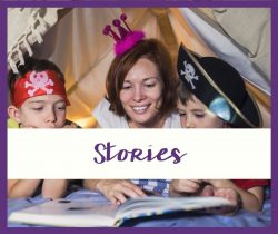 Four Age-Old Truths About Educating Children - Stories